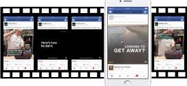 Facebook запустил новые форматы видео рекламы