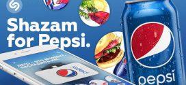 Дополненная реальность в рекламной кампании. Кейс Pepsi и Shazam