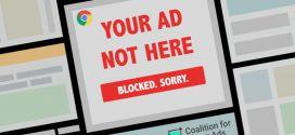 Блокировка рекламы в Google Chrome. Что на самом деле произойдет?