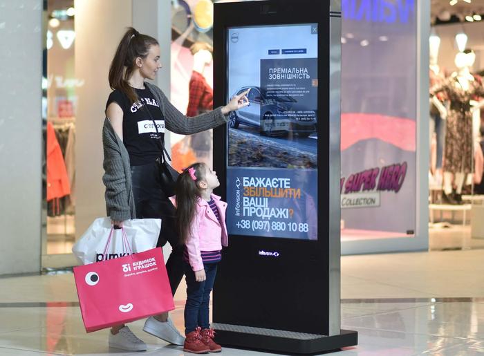 InfoVision и Admixer запустили продажу Indoor-рекламы через трейдинг деск