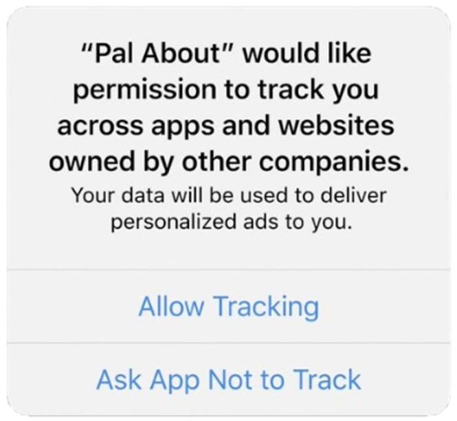 новая прошивка iPhone iOS 14 сделает практически невозможной идентификацию пользователей
