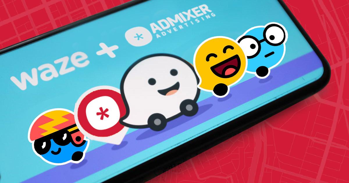 Реклама в Waze – геотаргетинг 2.0