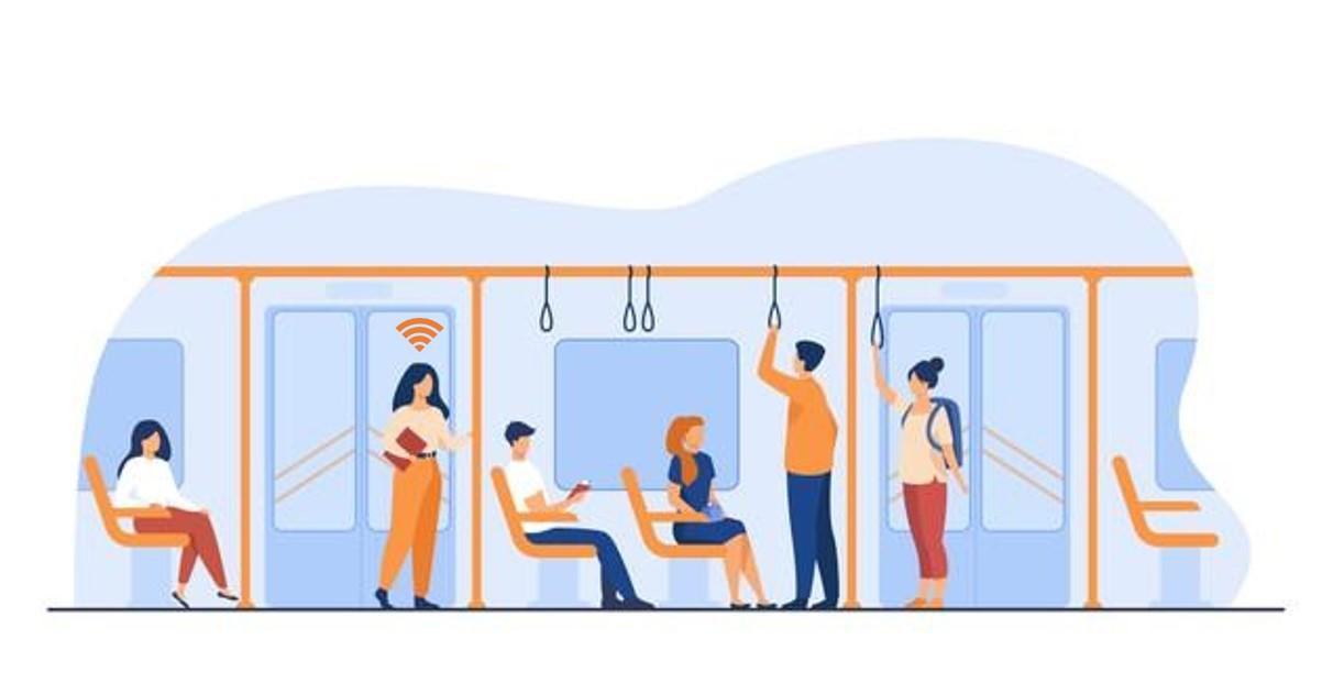 Реклама и wi-fi в общественном наземном транспорте